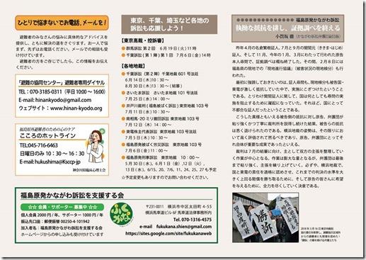 福島原発かながわ訴訟2