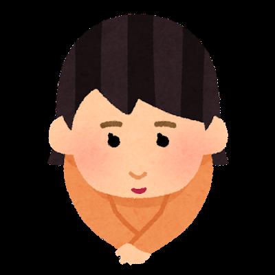 pose_mesen_shitakara_woman