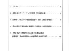 2020年度版 国民春闘・神奈川版資料(ビクトリーマップ)