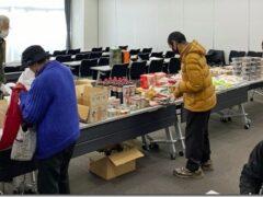 「地域で相談会・食糧支援を実施」相模労連(シリーズ コロナ禍からくらし・雇用・仕事を守れ)