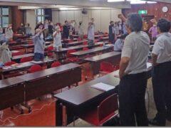 神奈川労連第37回定期大会「コロナ禍だからこそ 労働組合 が必要!組織を拡大し、要求を実現しよう」